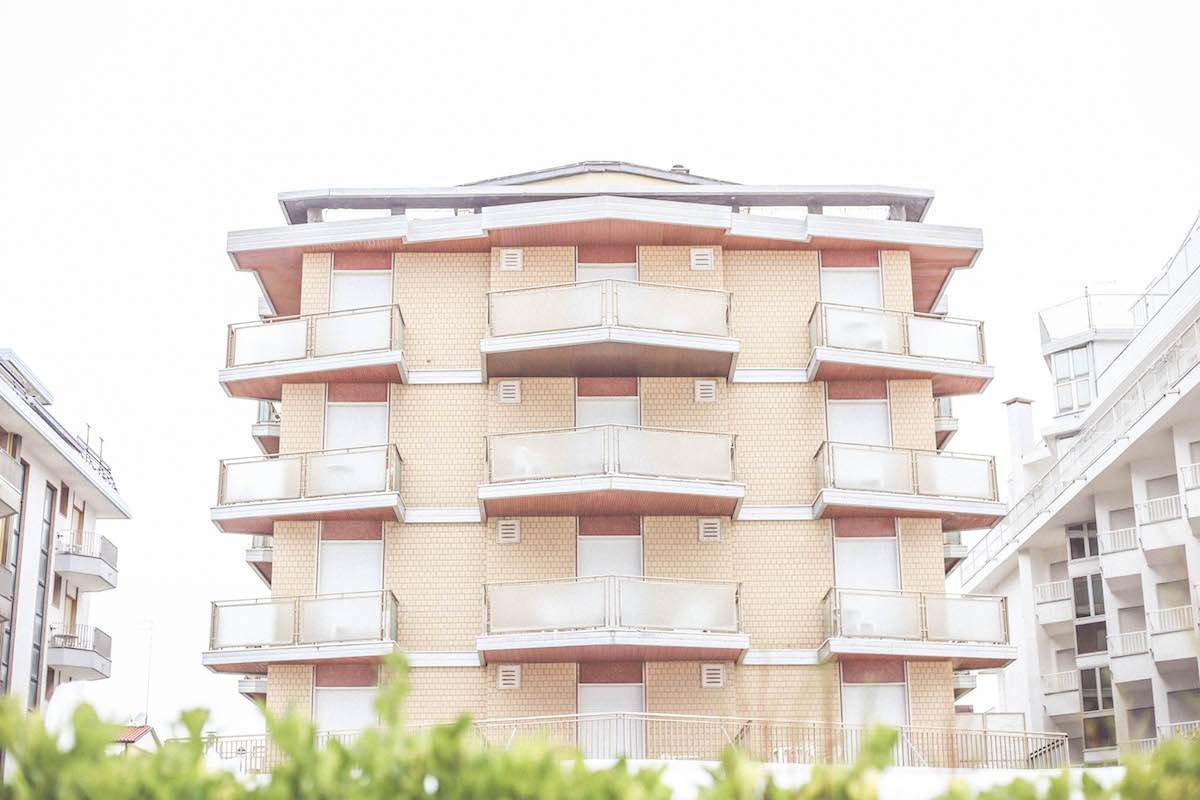 jesolo beach travel italy hotel architecture