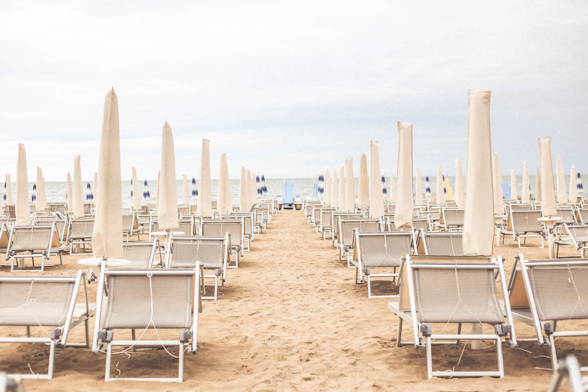 jesolo beach travel italy